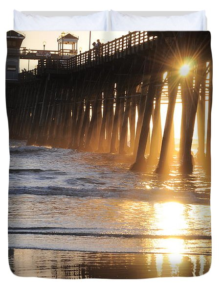 O'side Pier Duvet Cover