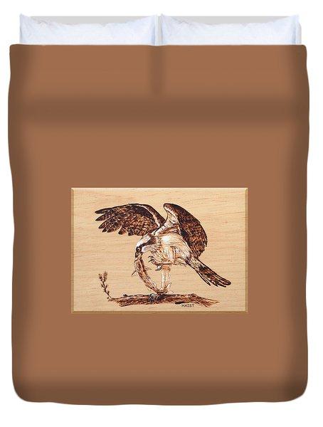 Osprey 3 Duvet Cover