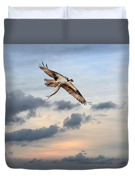 Osprey High Duvet Cover