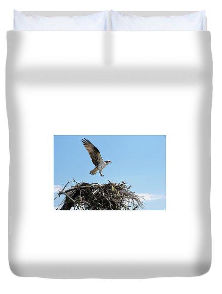 Osprey Duvet Cover