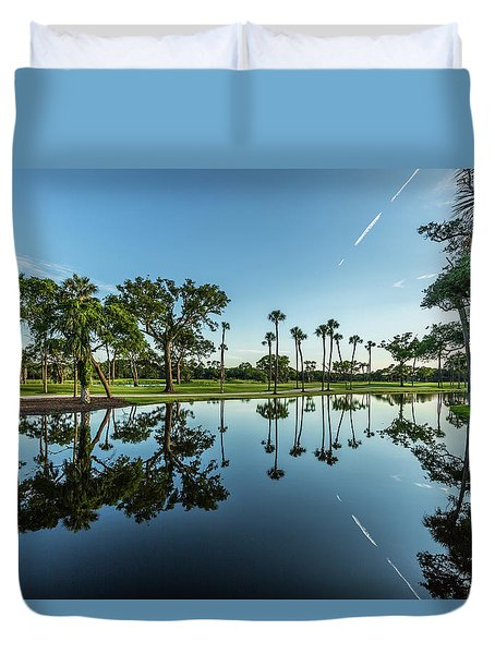 Osprey Point Kiawah Island Resort Duvet Cover