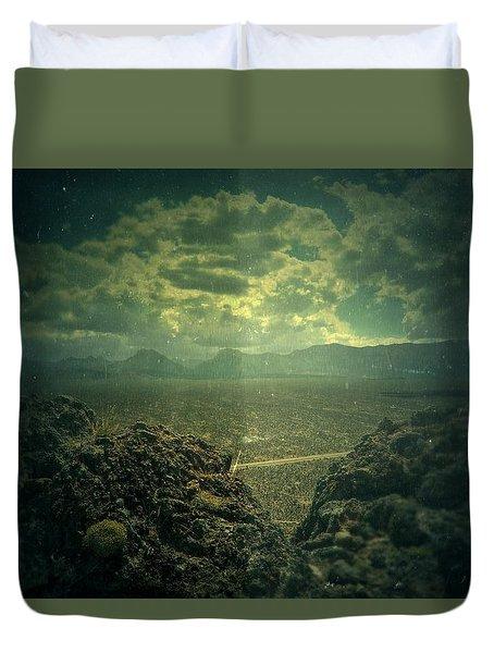 Otherside Duvet Cover