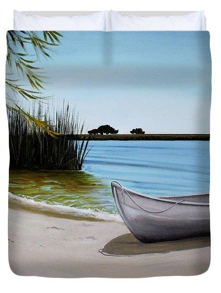 Our Beach Duvet Cover