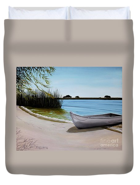 Our Beach Duvet Cover
