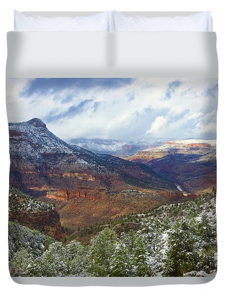 Our Other Grand Canyon Duvet Cover