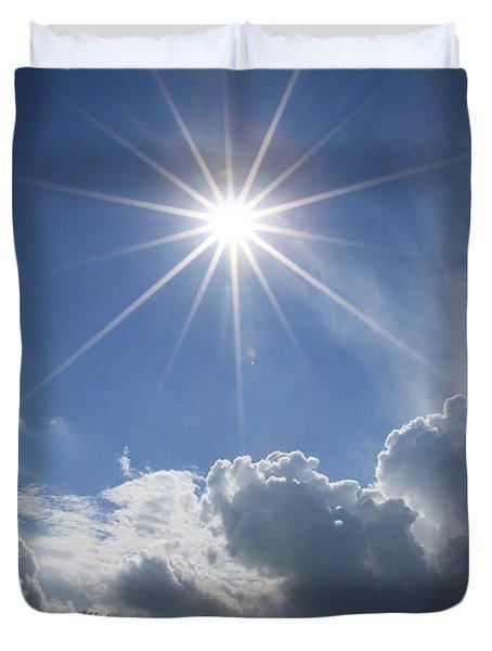 Our Shining Star Duvet Cover