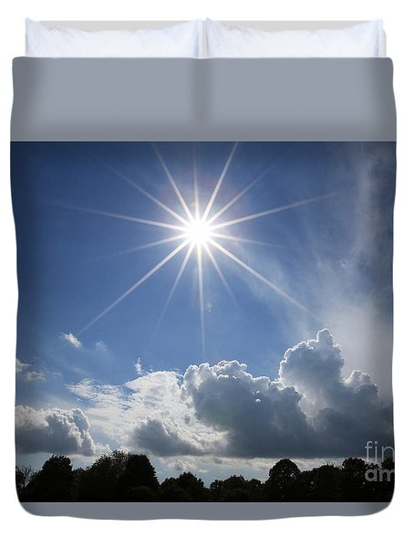 Our Shining Star Duvet Cover