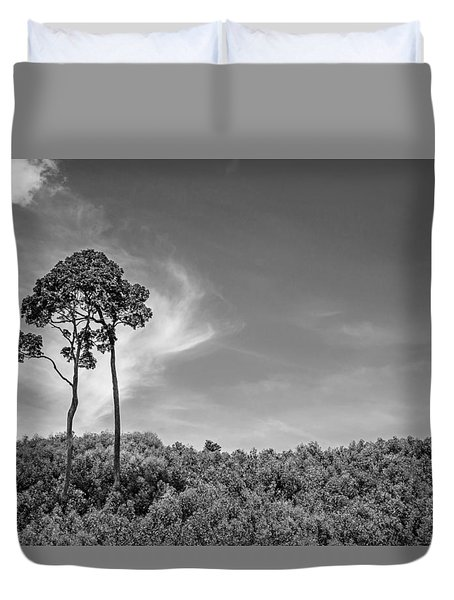 Ours Duvet Cover