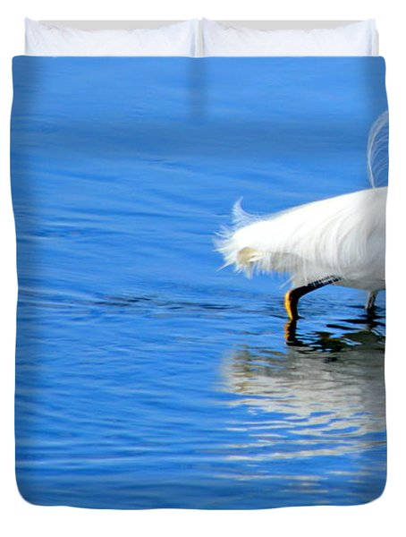 Out Of Place Duvet Cover