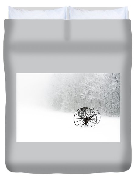 Out Of The Mist A Forgotten Era 2014 Duvet Cover