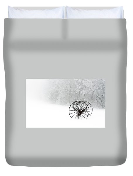 Out Of The Mist A Forgotten Era 2014 II Duvet Cover