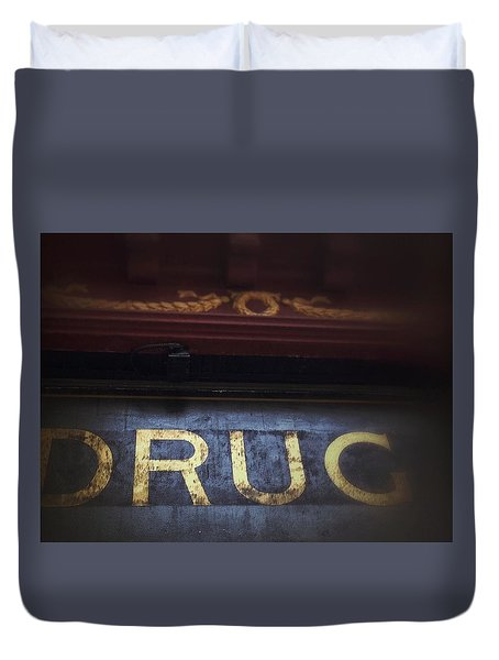Out Of The Store Duvet Cover by Olivier Calas