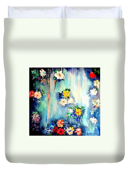 Out Of Time II Duvet Cover