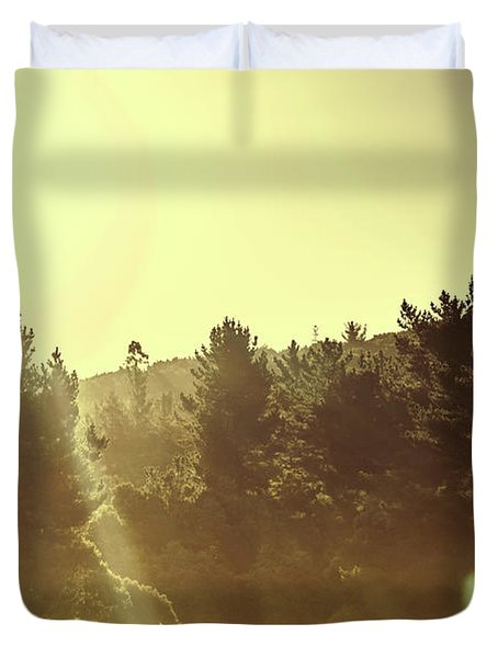 Outback Radiance Duvet Cover