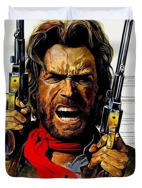 Outlaw Josey Wales The Duvet Cover