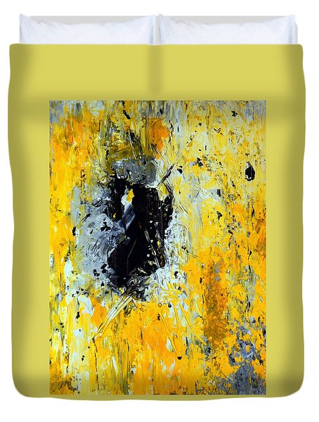 Outside Looking In Duvet Cover by Everette McMahan jr
