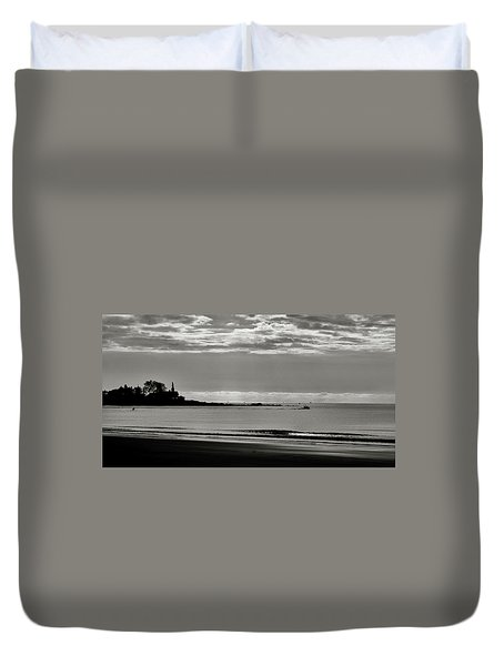 Outward Bound Duvet Cover