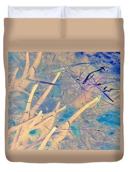 Over And Above Duvet Cover