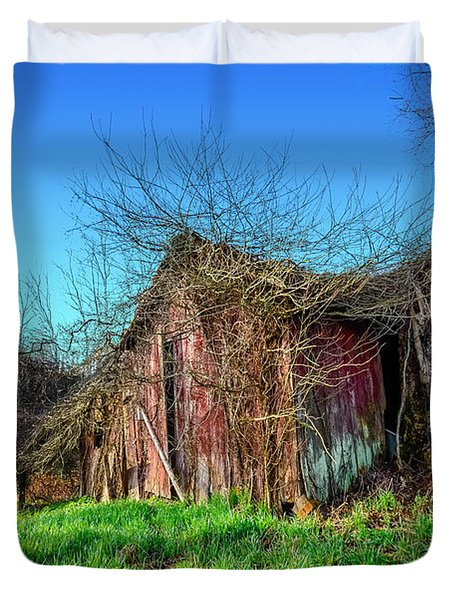 Overgrowth 2 Duvet Cover by Brian Stevens