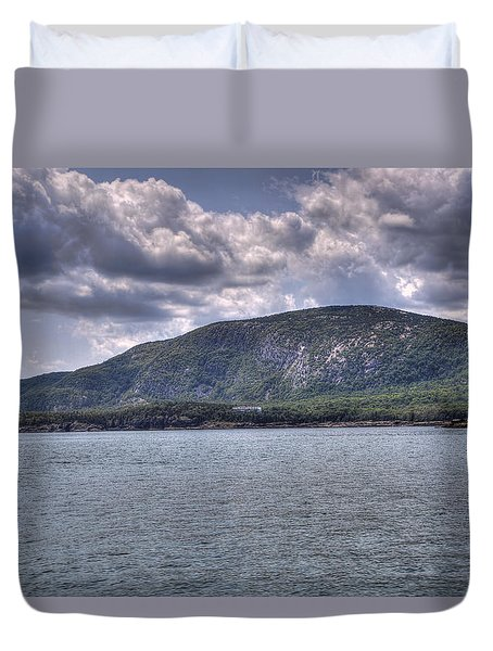 Overlook - Northern Maine Duvet Cover