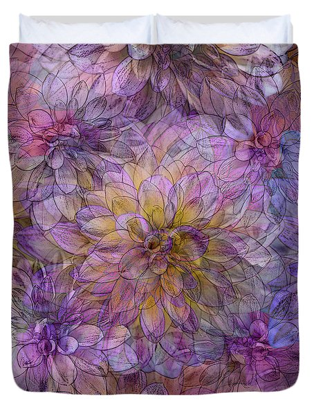 Overwhelming Fragrance Duvet Cover