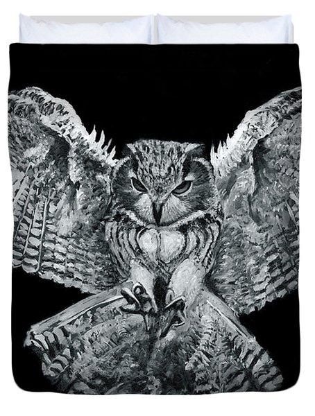 Owl 1 Duvet Cover