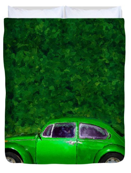 Oyama Bug Duvet Cover