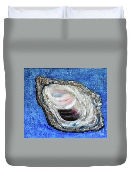 Oyster Shell 2 Duvet Cover