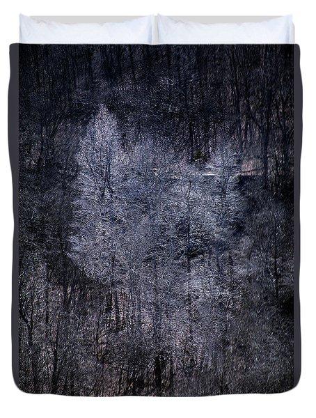 Ozarks Trees #6 Duvet Cover