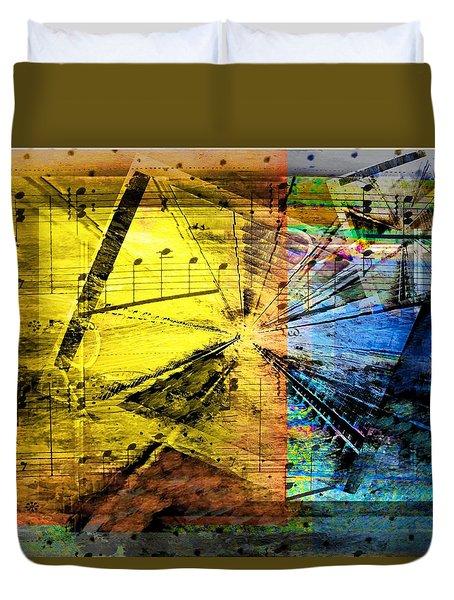 Pachelbel - Canon In D .. Duvet Cover