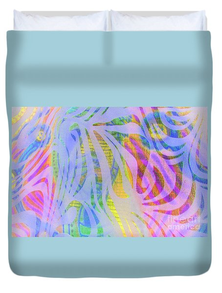 Duvet Cover featuring the photograph Pacifica by Nareeta Martin