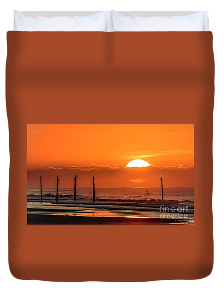 Paddle Home Duvet Cover