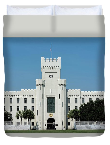 Padgett-thomas Barracks Duvet Cover