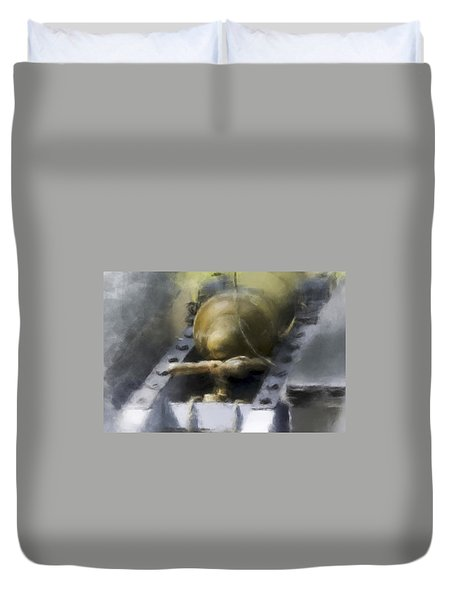Page 24 Duvet Cover