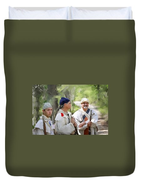 Page 8 Duvet Cover