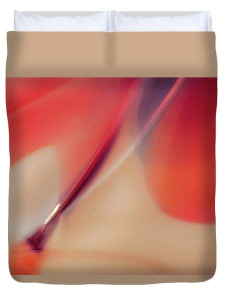 Paintbrush Duvet Cover by Omaste Witkowski