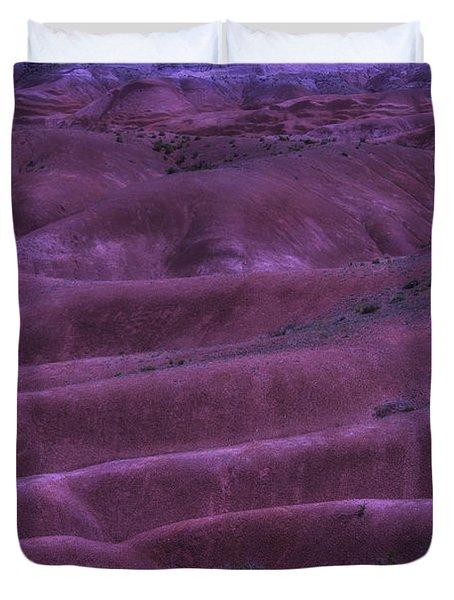 Painted Desert Azorina Duvet Cover