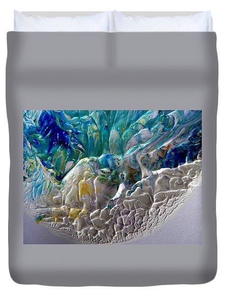 Painters Delite Duvet Cover