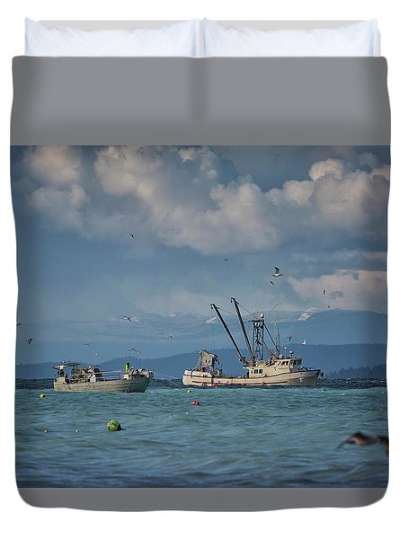 Pakalot Duvet Cover by Randy Hall