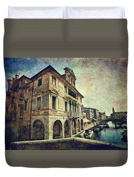Palazzo Lisatti - Mascheroni Duvet Cover