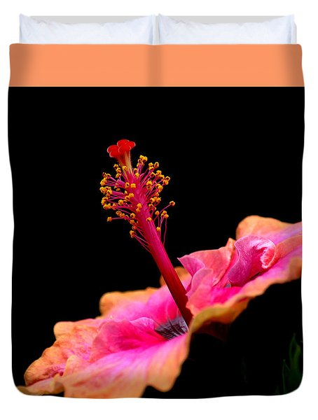 Paleaku Hibiscus Duvet Cover