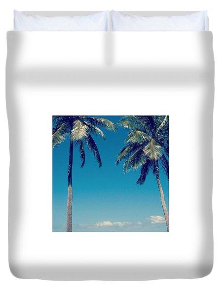 Paradise Duvet Cover