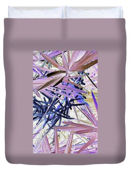 Palmpourri Duvet Cover