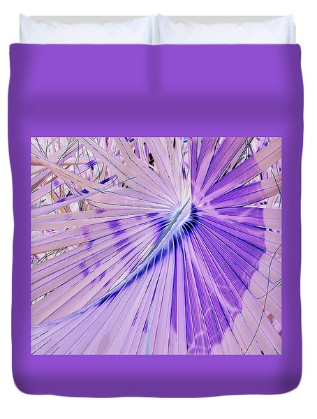 Palms 46cn Duvet Cover