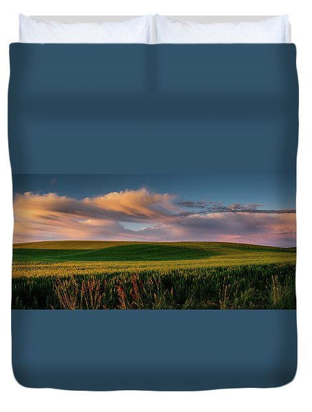Palouse Tree Of Life Duvet Cover