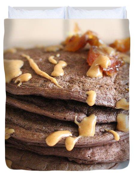 Pancakes Heaven  Duvet Cover