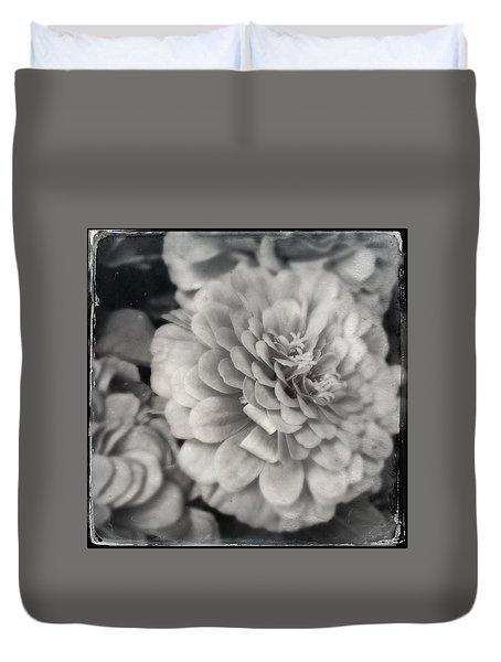 Paper Mache Duvet Cover