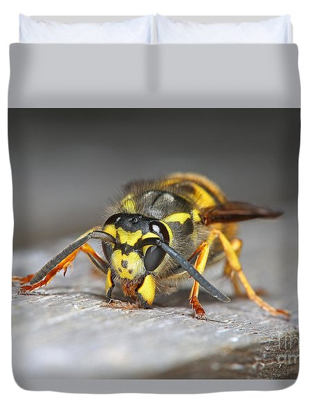 Paper Maker Duvet Cover