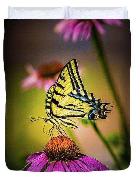 Papilio Duvet Cover