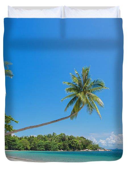 Paradise Beach Duvet Cover
